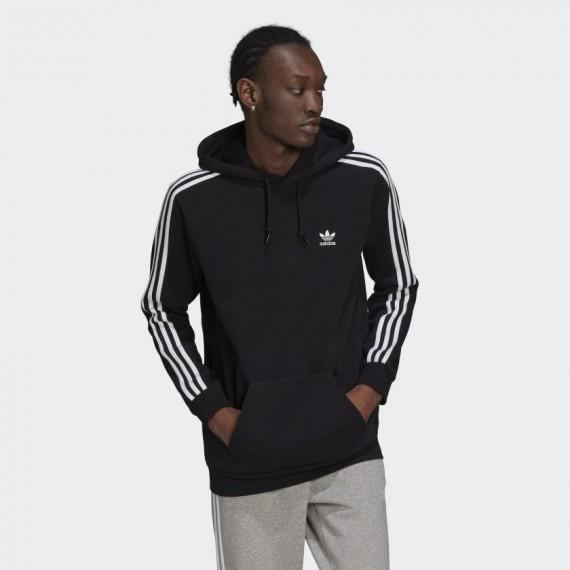 Adicolor Classics 3-Stripes Hoodie Black