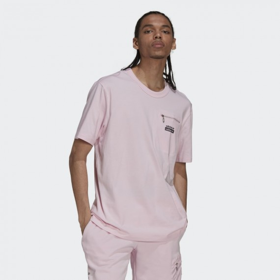 R.Y.V. Loose Fit Shirt Clear Pink