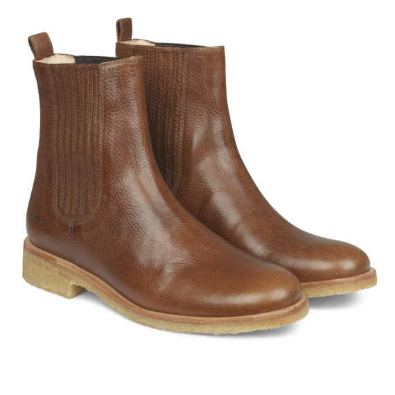 Cover Chelsea Boot - Medium Brown