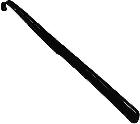 Schuhlöffel Kunststoff 60cm Schwarz -