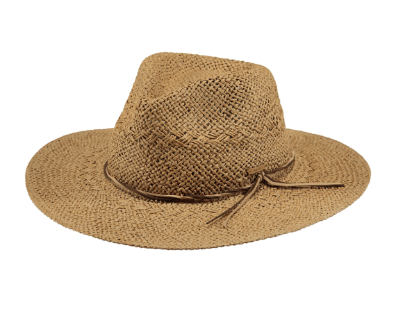 Arday Hat - Light Brown