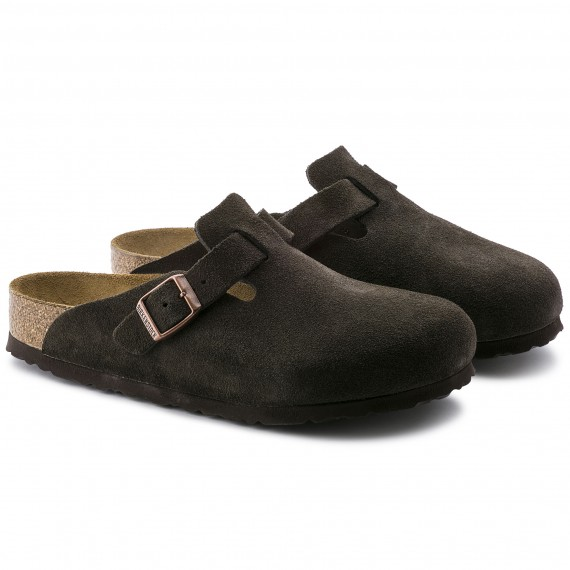 Boston Suede Mocca