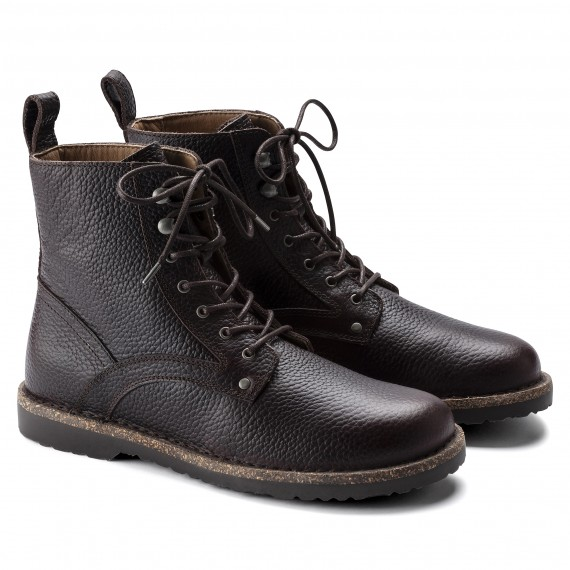 Bryson Lace Boot N Schmal - Ginger