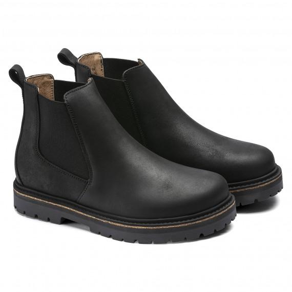 Stalon Chelsea Boot Schmal N-Black