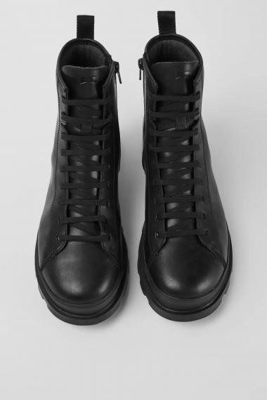 Brutus Zip Boot Gore-Tex Dark Brown
