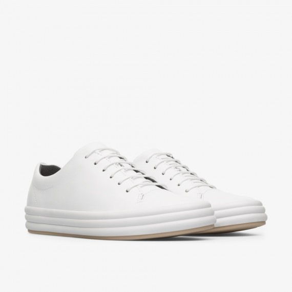 Hoops Women's White Sneaker