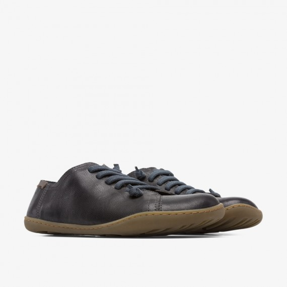 Peu Black Casual Shoes for Women