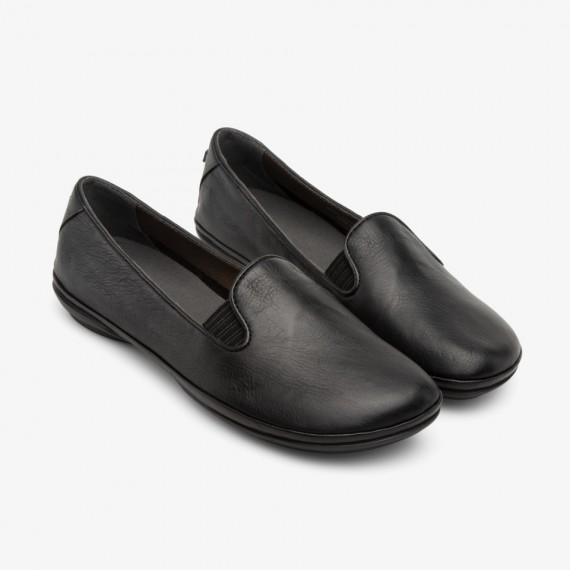 Right Black Ballerinas for Women