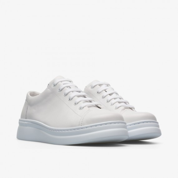 Runner Up White Sneakers for Women