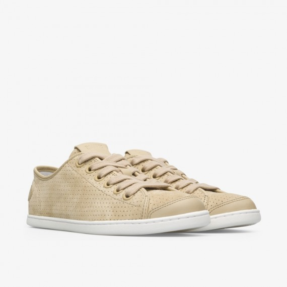Uno Perf Suede W Beige