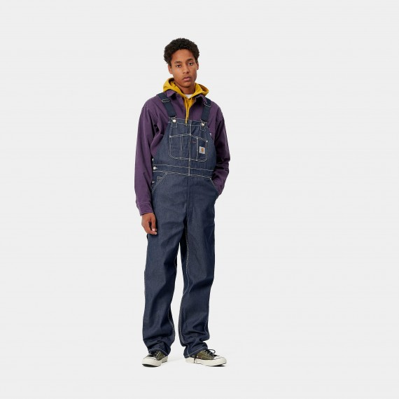 Bib Overall 'Norco' Blue Denim, 11.25 oz