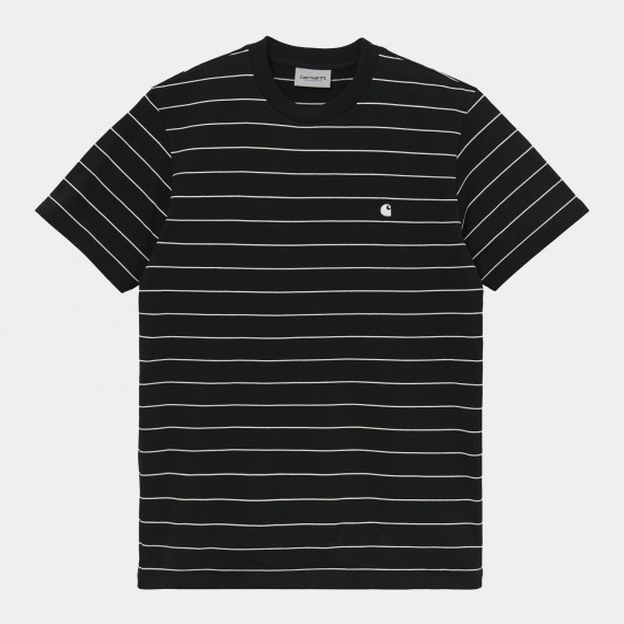 S/S Denton T-Shirt Black