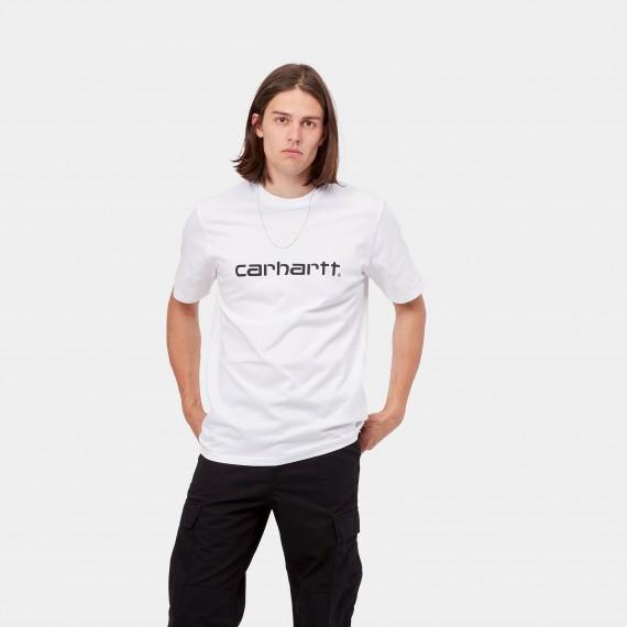 Carhartt Script White Black