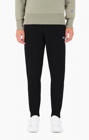 Reverse Weave Jogginghose mit Knöchelbündchen