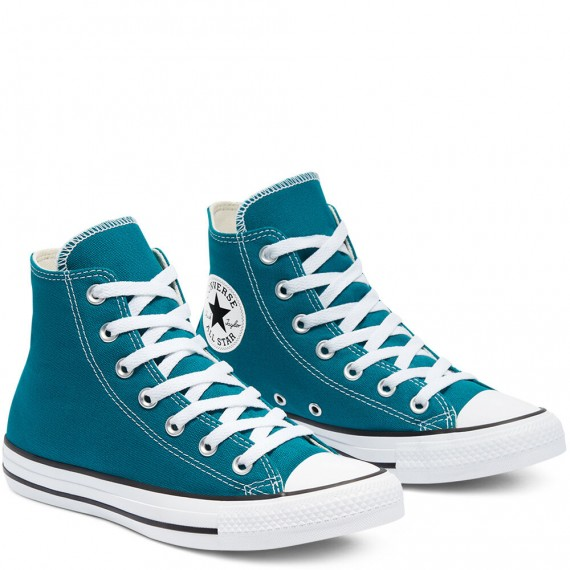 Converse Color Chuck Taylor All Star-High Top Bright Spruce