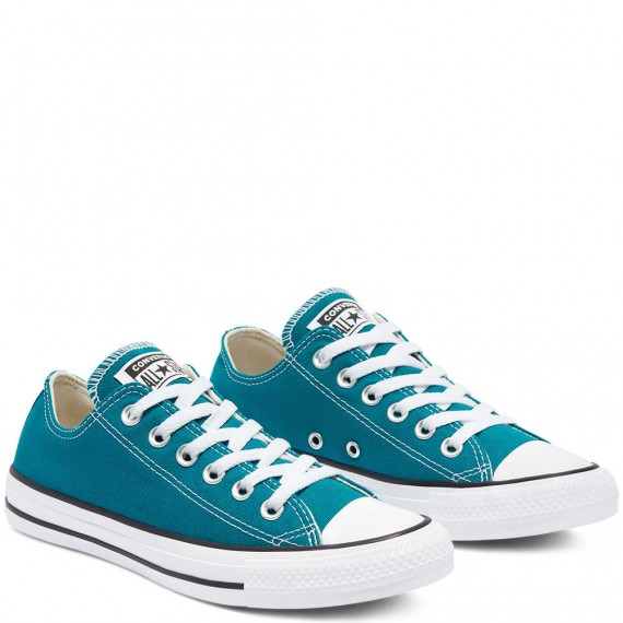 Converse Color Chuck Taylor All Star-Low Top Bright Spruce