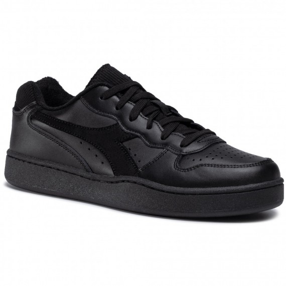 Diadora Mi Basket Low Black