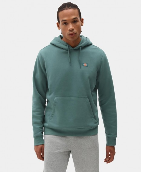 Oakport Lincoln Hoodie Green