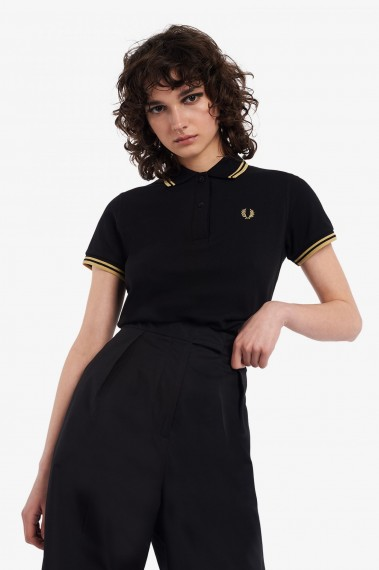 Twin Tipped Polo W Black Champagne