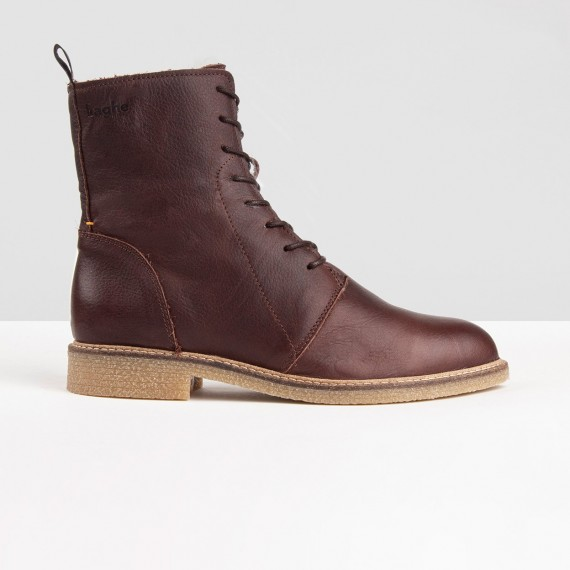 Vagos Lambswool Brown/Gum