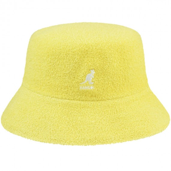 Bermuda Bucket Hat Lemon Sorbet