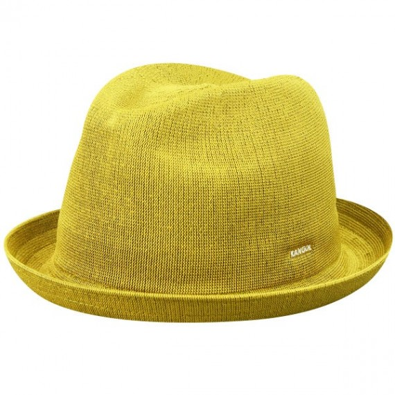 Tropic Player Hat Golden Palm