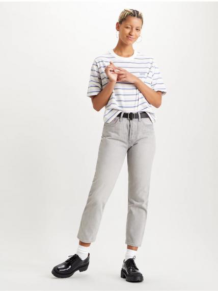 501® Levi`s® Crop Jeans