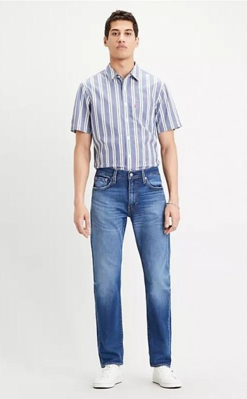 Levi's® 502 Taper - Smoke Stacked Adv