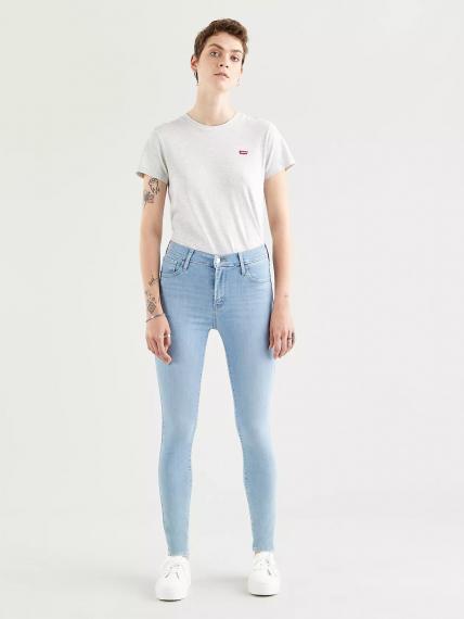 720™ High Rise Super Skinny Jeans Light Indigo