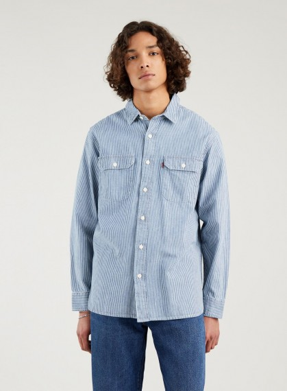 Classic Worker Hickory Stripe