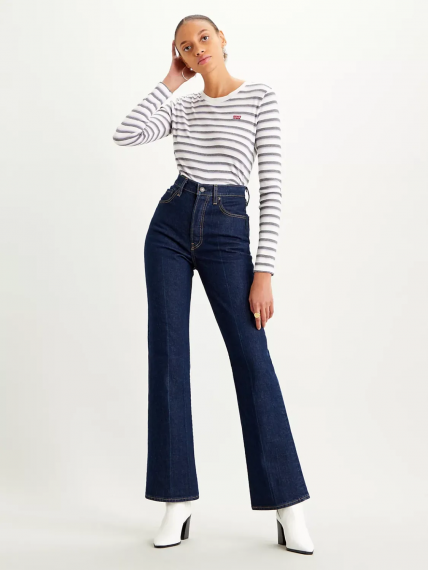 Ribcage Bootcut Jeans