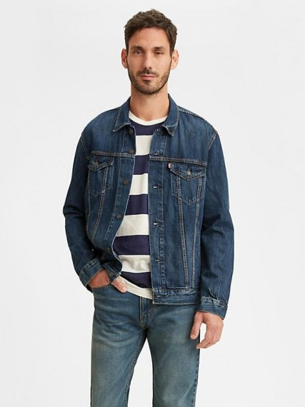The Trucker Jacket - Palmer