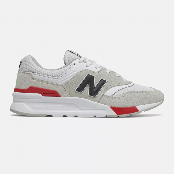 997H Nb white mit team red