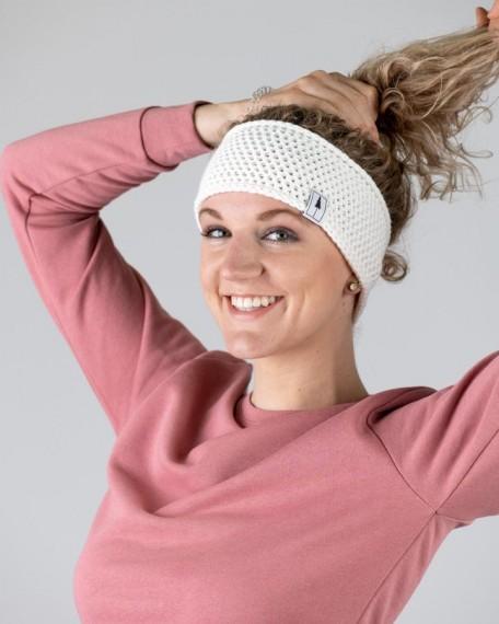 Tree Headband Knitted Polylana