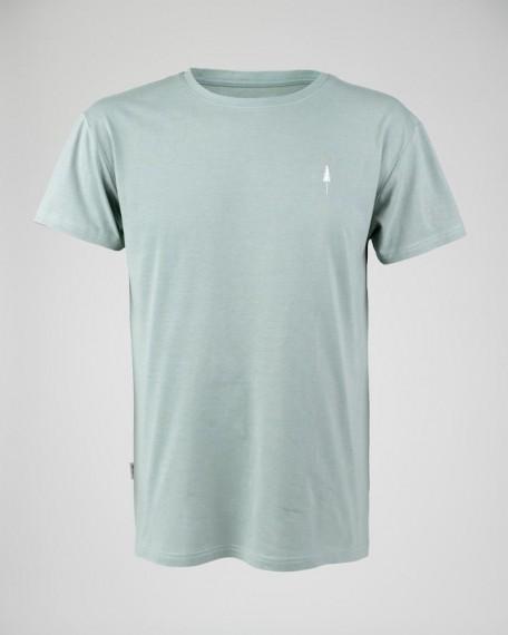 TreeShirt Basic Unisex TurquoiseMel