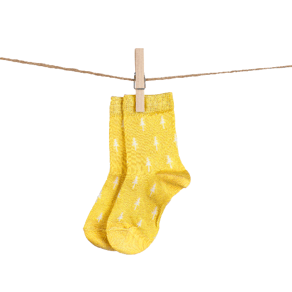 TreeSocks Kids Allover
