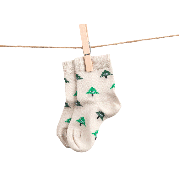 TreeSocks Kids HappyTree