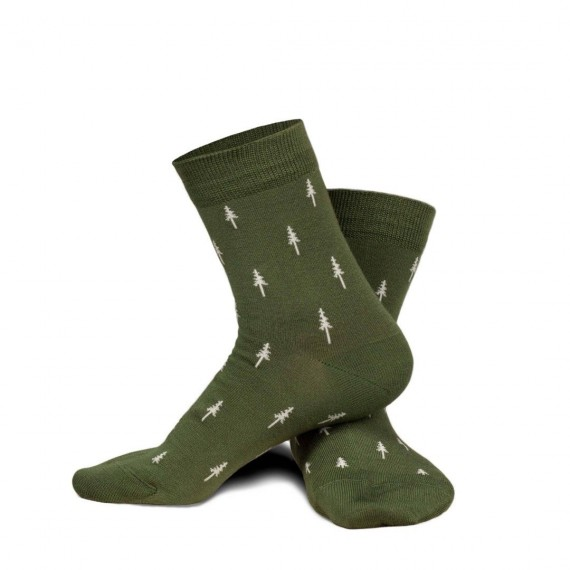 TreeSocks Standard Allover