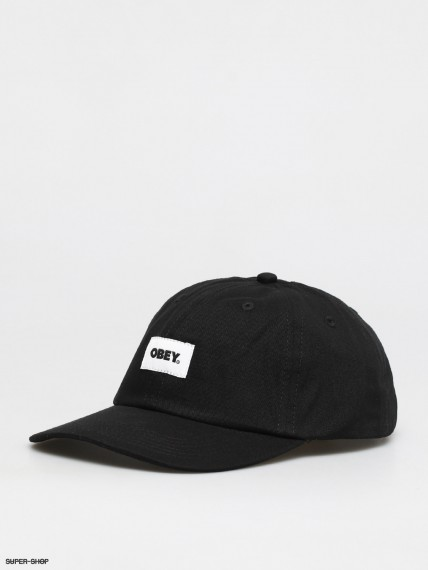 Obey Bold Label 6 Panel