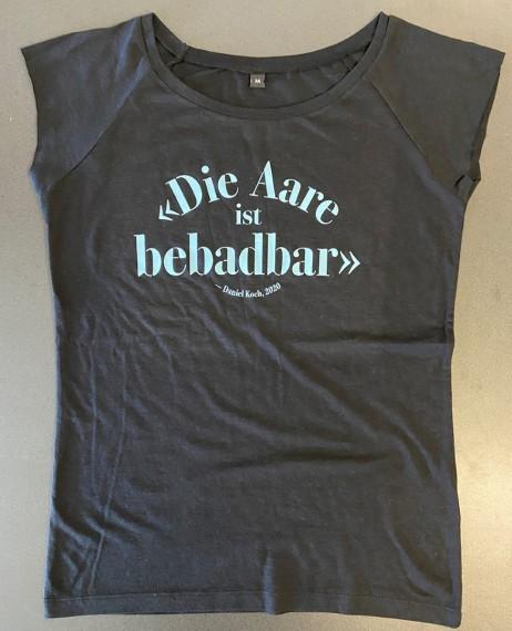 Aare-Shirt-bebadbar-Wmn-BlkLightBlu