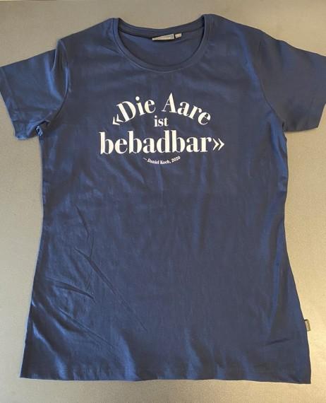 Olmo Aare-Shirt-bebadbar-Wmn-MarineWht