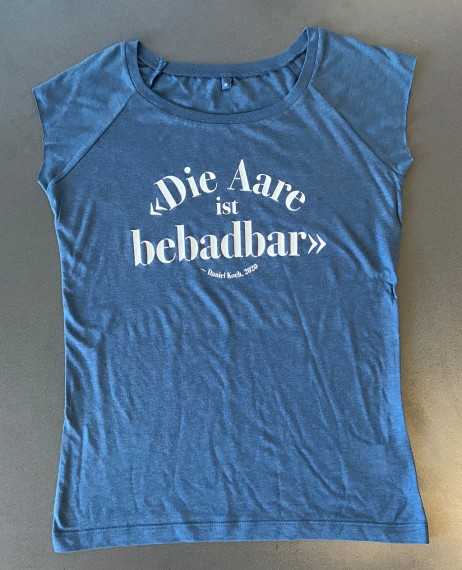 Olmo Aare-Shirt-bebadbarWmn-DenimBlue