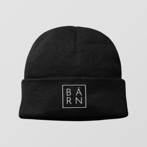 Mütze Bärn Black