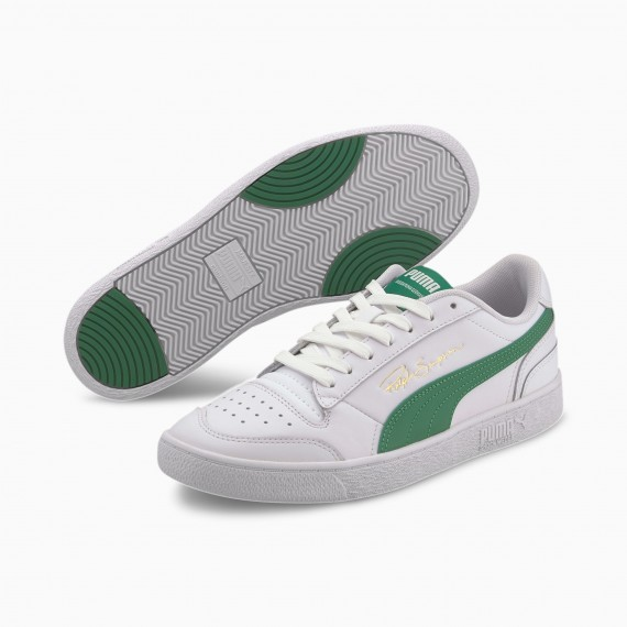 Ralph Sampson Lo White-Amazon Green