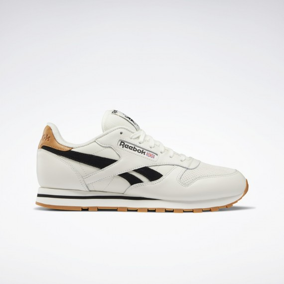 Reebok Classic Leather Chalk / Black / Chalk