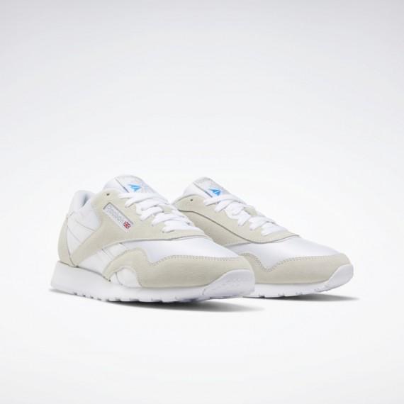 Classic Nylon White / Light Grey