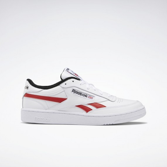 Club C Revenge White / Black / Legacy Red