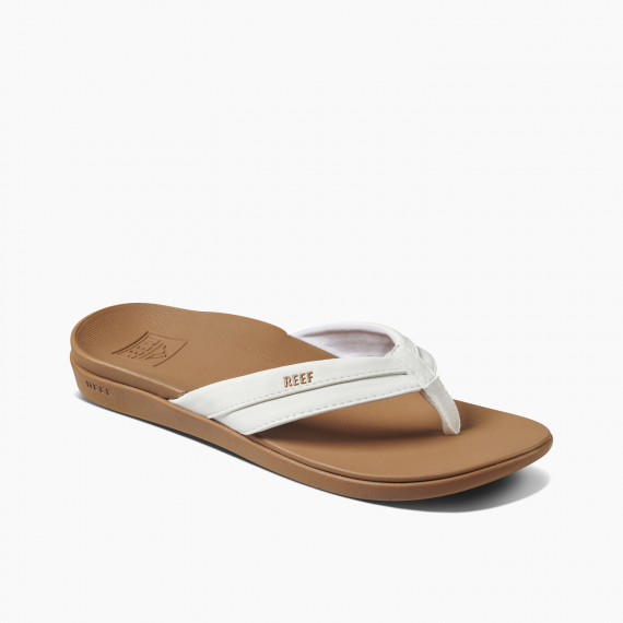 OrthoCoast Synthetic Over - TAN/WHT