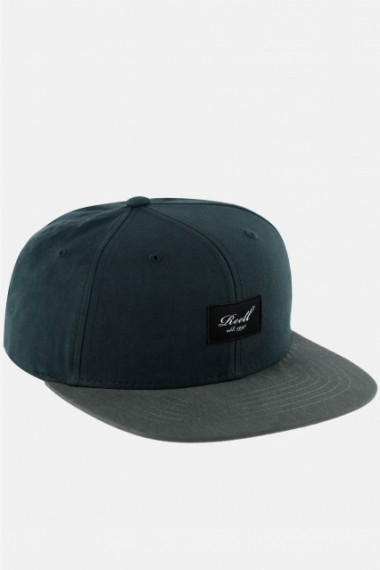 REELL Pitchout Cap Navy Charcoal