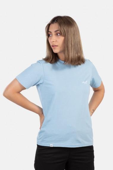 Women Logo Tee Air Blue